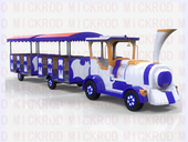 MR-18 electric trackless train